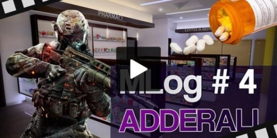 MLog #4 : Adderall, dopage et eSport CoD