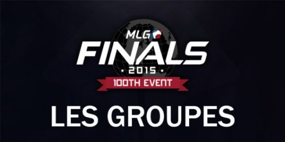 MLG World Finals : Les Groupes