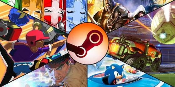 Steam : Les meilleurs jeux en multi local, remote play