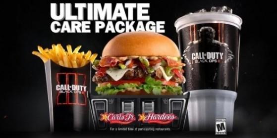 Black Ops 3 : Des camos pour un fast-food
