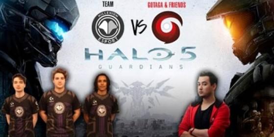 Showmatch et Concours Halo 5