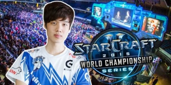 WCS SC2 Global Finals 2015 : Rain
