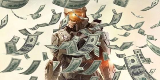 Halo 5 : 500 000 $ de plus aux Worlds