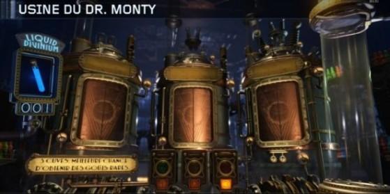 Black Ops 3 : Usine du Dr. Monty - Zombie