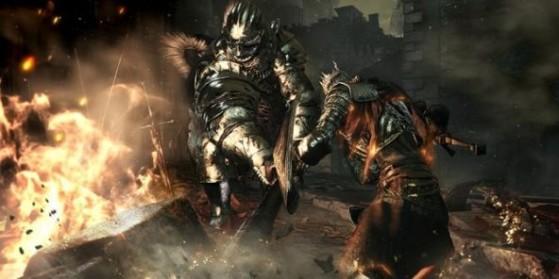 Une date pour Dark Souls 3
