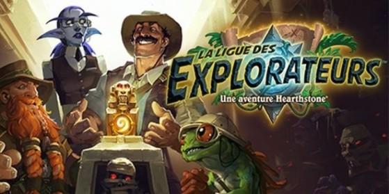 Récompenses de la Ligue des Explorateurs