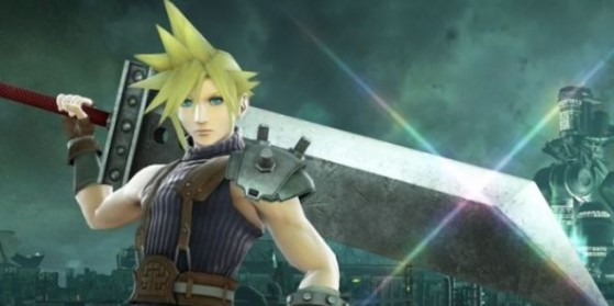 Super Smash Bros accueille Cloud de FF7