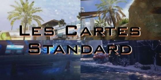Black Ops 3 Cartes Multijoueur Standard