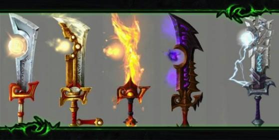 Guide Porte-cendres, Arme prodigieuse