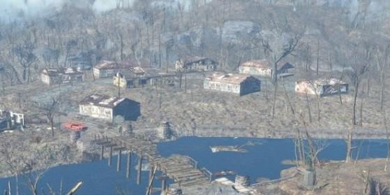 Fallout 4 : mod d'amélioration du terrain