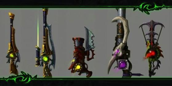 Guide Choc des titans, Arme prodigieuse