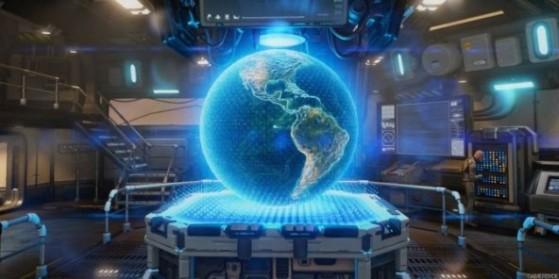 XCOM 2 : Carte stratégique