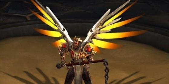 Les ailes d'Ange pour la PS4 et la Xbox