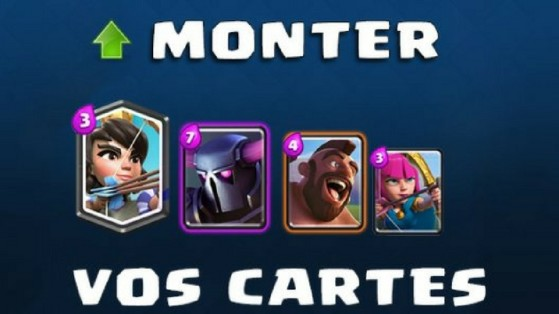 Clash Royale : guide sur les cartes