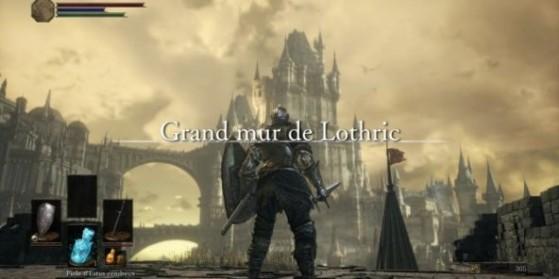 Dark Souls 3 : Grand Mur de Lothric