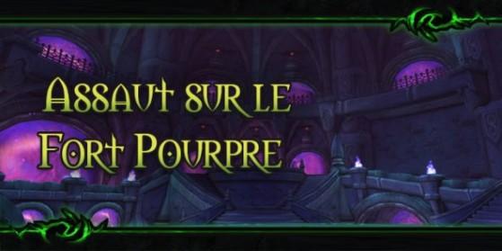 Legion : Donjon, Violet Hold