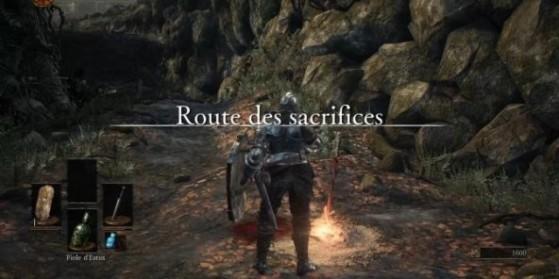 Dark Souls 3 : Route des Sacrifices