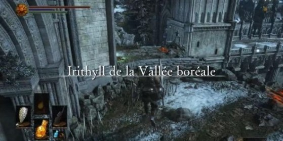 Dark Souls 3 Irithyll de Vallée Boréale