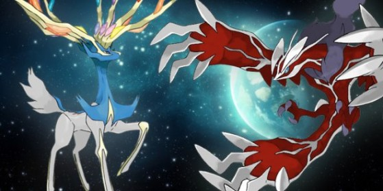 Distribution de xerneas et yveltal shiny millenium - Legendaire shiney ...