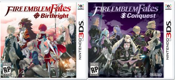 Attention, n'achetez qu'une seule version du jeu. - Fire Emblem Three Houses