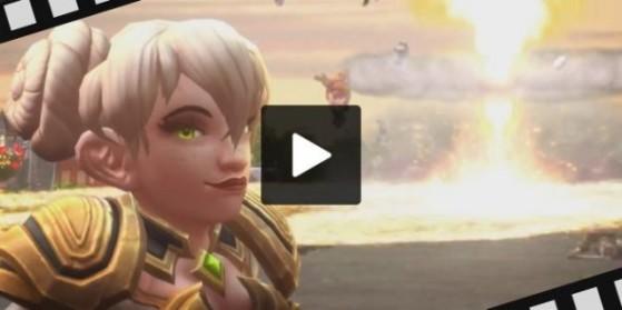 HotS - Trailer Chromie