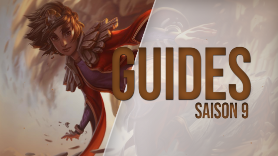 Guide LoL Taliyah, Mid, S9