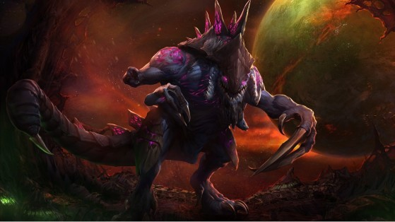 Heroes of the Storm : Guide Dehaka, Build gank