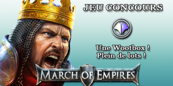 Concours March of Empire