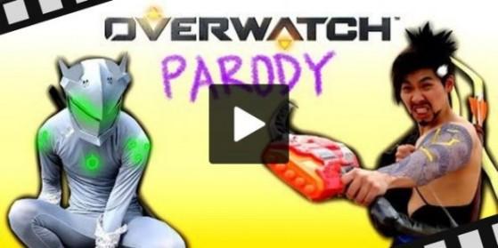 parodie overwatch