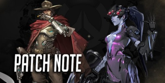 Un patch d'équilibrage pour Overwatch