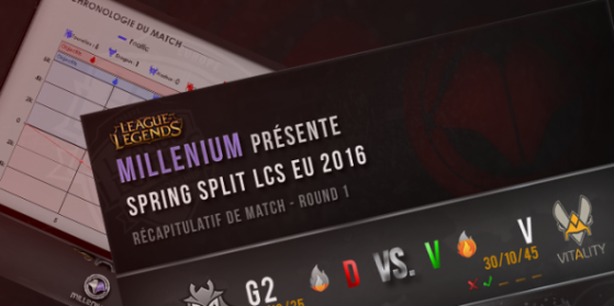 LCS EU Summer S6, FNC vs SPY Match 1 - 08/06/2016