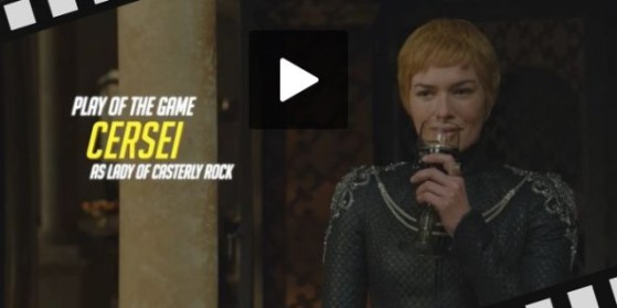 Overwatch, Play of the game Cersei