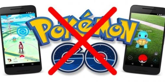 Pas de Pokémon GO pour les Zenfone 2