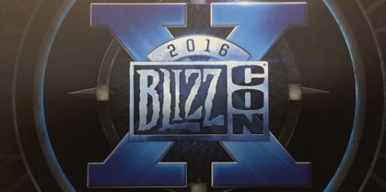 Blizzcon 2016 : sac de goodies