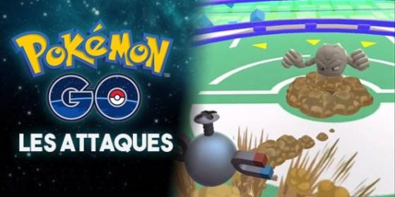 Attaques de Pokémon GO
