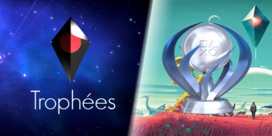 No Man's Sky : Trophées / Succès Steam