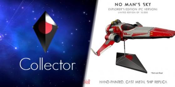 No Man's Sky : Editions Collector