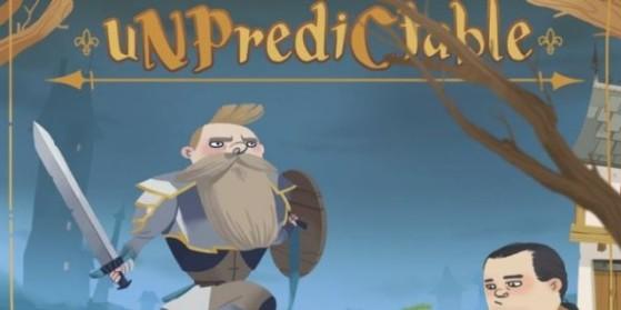 uNPrediCtable, le 1er jeu de Zerator