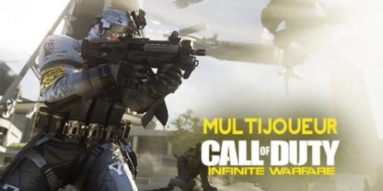 Conférence mutijoueur Infinite Warfare