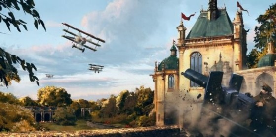 Battlefield 1 : contenu à sa sortie