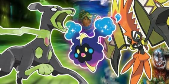 Soluce complète Pokémon Soleil & Lune