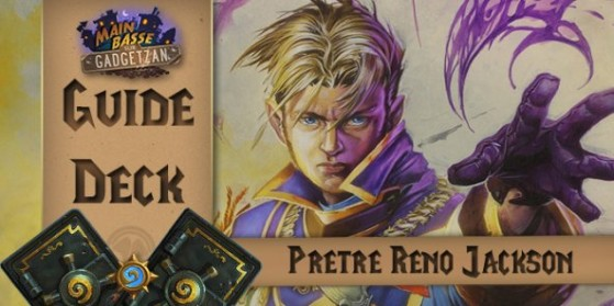 Deck Prêtre Réno Dragon Top Légende