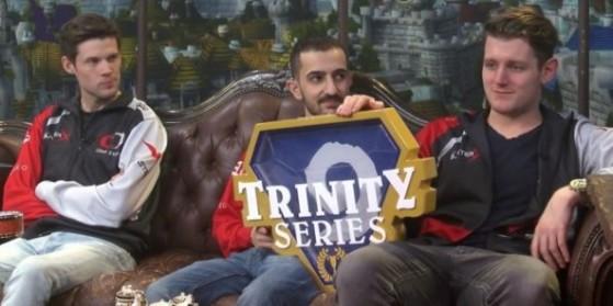 Hearthstone, Trinity Series par l'ESL