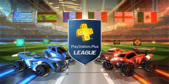 PS+ League : Rocket league met le turbo