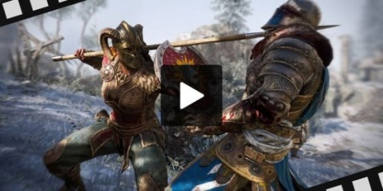 Classe For Honor : Liste coups Valkyrie