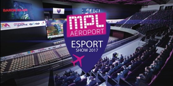 Tournoi LoL Montpellier Esport Show