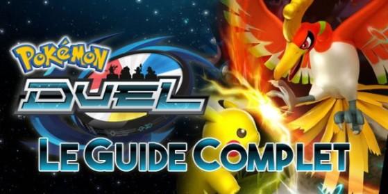 Pokémon Duel : le guide complet !