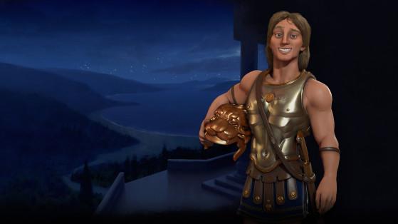 Civilization 6 : Macédoine