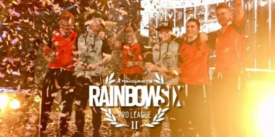 Rainbow Six Pro League EU S1, Year Two