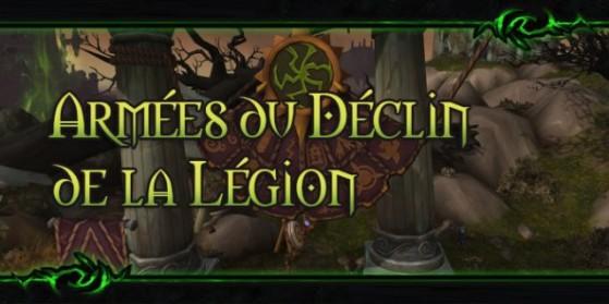 Réputation: Armées du Déclin de la Légion